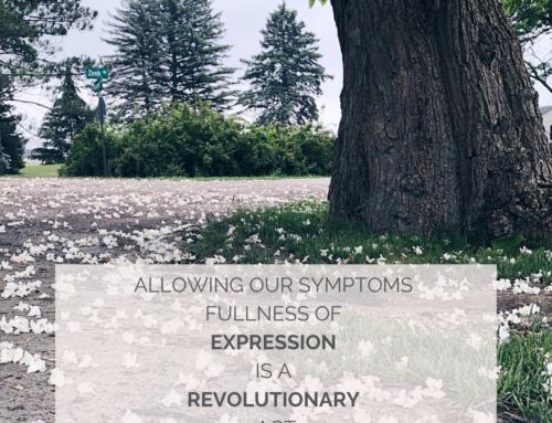 Revolutionary Healing Part 5: Self-Expression